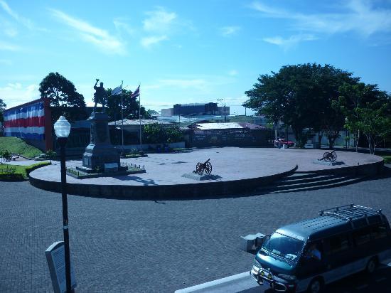 Cala Inn Bed & Breakfast Hotel: Park View