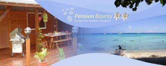 Pension Bounty : Deck principal