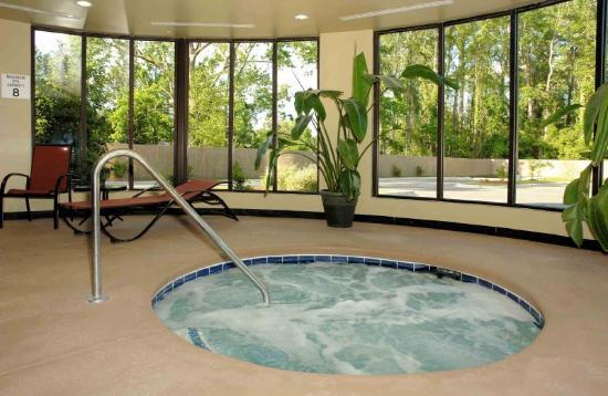 Comfort Suites New Bern: Hot Tub