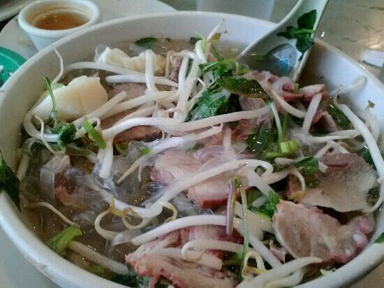 Pho Hien Voung : All the extras added in.
