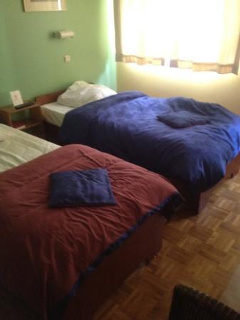 Hotel-Pension Granducale: stanza da letto