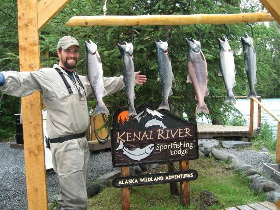 Kenai Riverside Lodge: One-of-Our-Guides