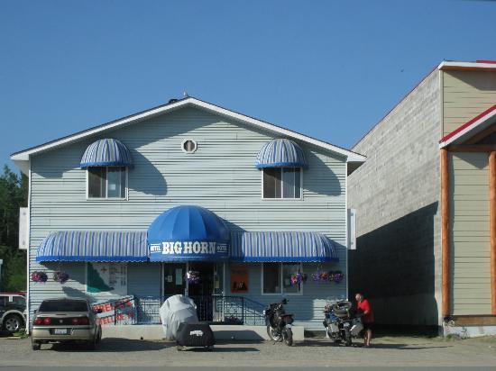 Horn Hotel Prices Reviews Watson Lake Yukon Canada Tripadvisor