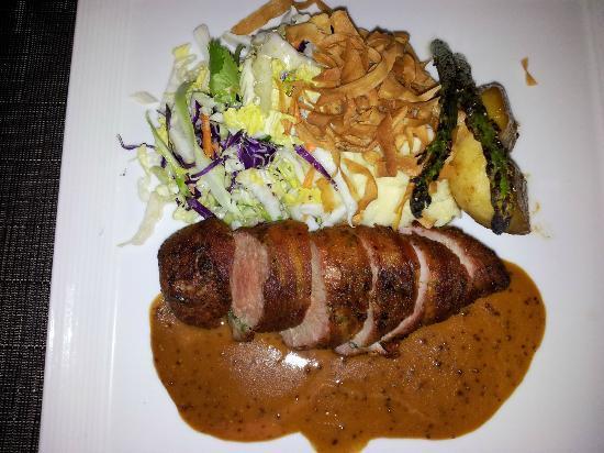 Second Story - Hotel Belamar : Pork loin