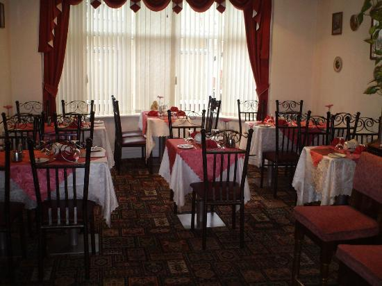 Oban House Hotel: Dining Room