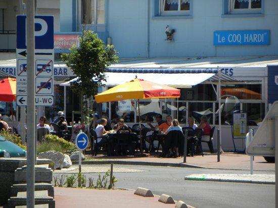 Restaurant Criel Sur Mer Le Coq Hardi