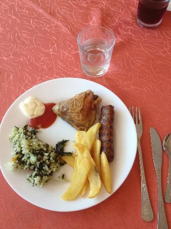 Kuban: Mittag