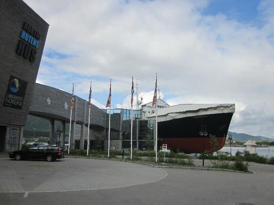 Stokmarknes, Norway: Hurtigruten Museum