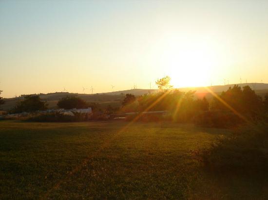 Villa Fe Butik Hotel : Nice Sunset