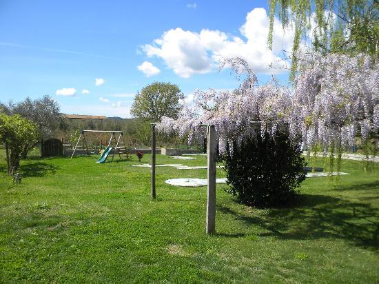 Agriturismo Vallerana: Il parco giochi