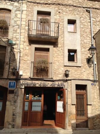 Fonda Cal Blasi: het hotel