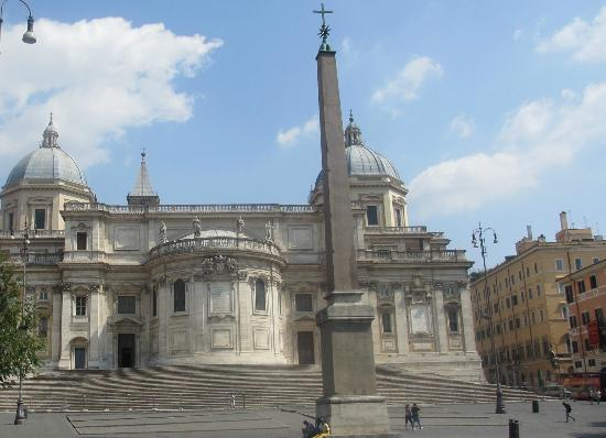 Hotel Santa Prassede: Santa maria Maggiore
