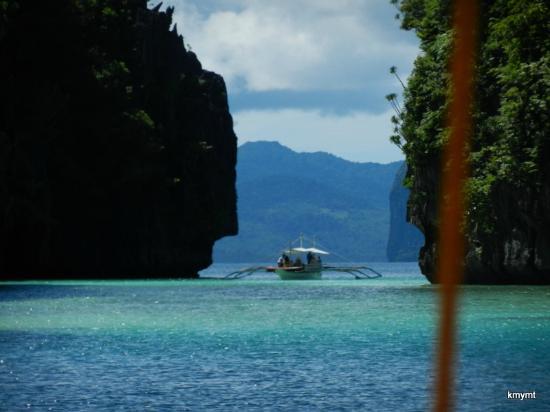 El Nido Resorts Lagen Island: big lagoon