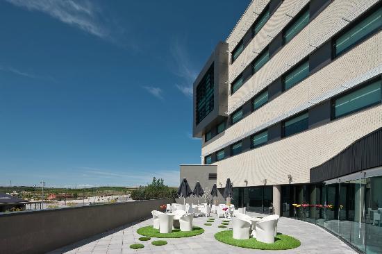 Hola Tafalla : Terrace