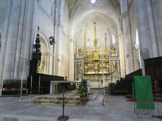 Catedral Basilica Metropolitana Primada de Tarragona: Cathedral interior