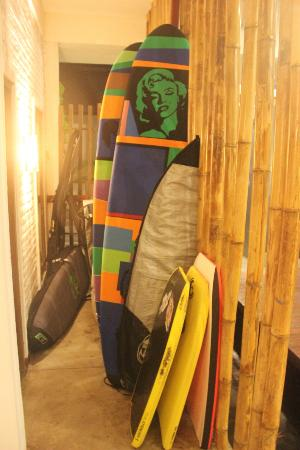 Echoland: Surfboards!