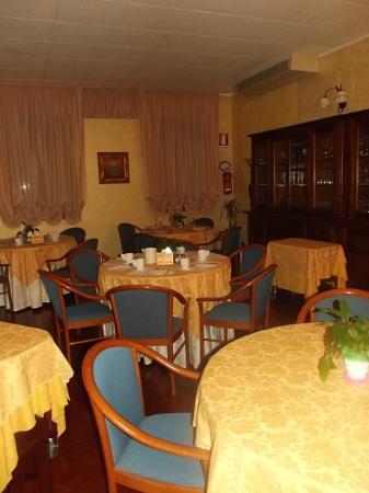 Fortuna Resort: la salle à manger