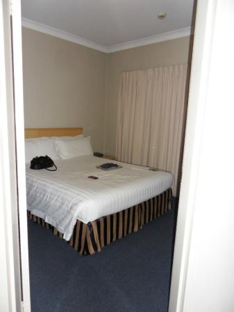 AeA Sydney Airport Serviced Apartments : Bedroom