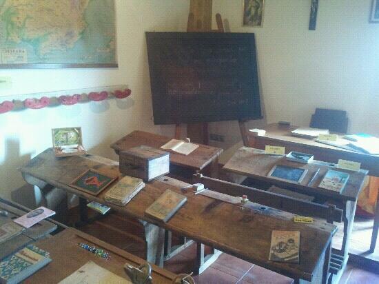 Museo Etnográfico Casa Do Patron: Escola na Casa do Patr?n