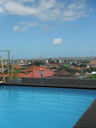 โรงแรมเจบูติก: view from roof