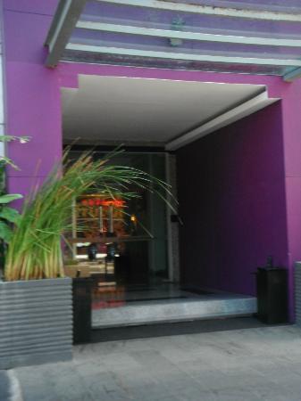 J Boutique Hotel: front entrance