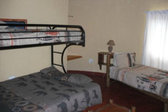 Lituba Lodge: A family room