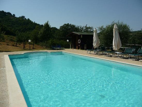 Semidimela: Zwembad