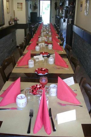 Osteria dei Borboni : sala interna