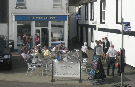 ‪The Wee Chippy‬