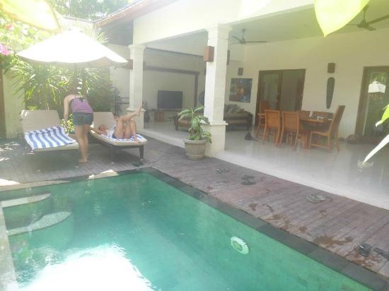 The Beach House Resort: Villa Melati