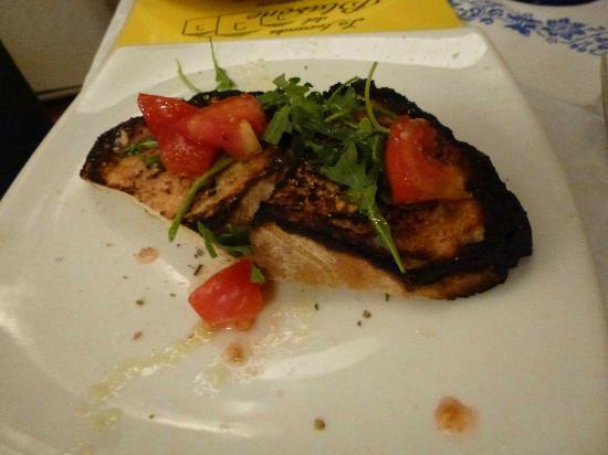 Morgana: Complimentary foods