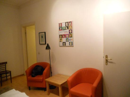 Old Town Apartments - Schoenhauser Allee: Tutti i compositori che danno nome alle camere