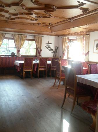 Hotel Muehlgarten: sala ristorante