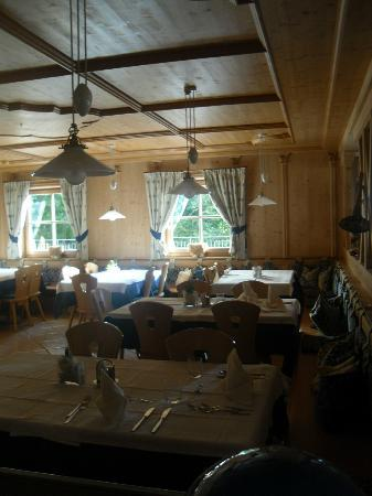 Hotel Muehlgarten: zona ristorante