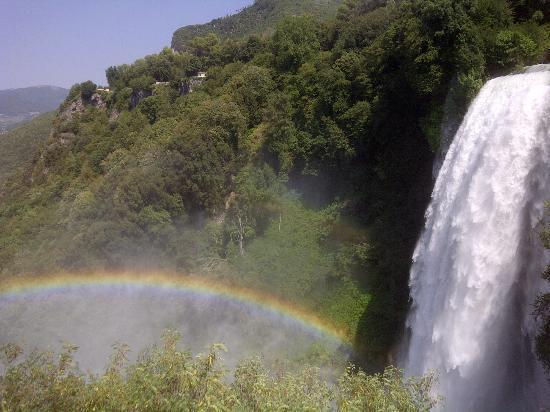 Villa Pina: Marmora waterfalls, close to the B&B