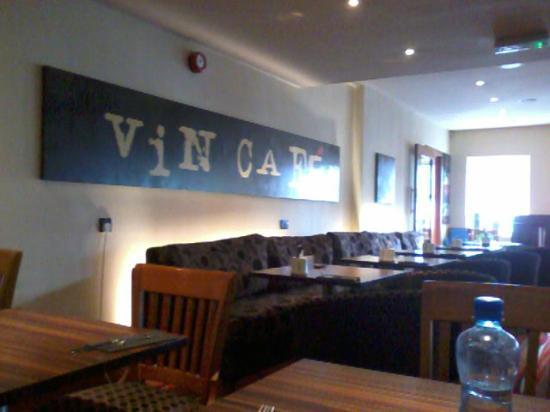 The Ava Wine Bar: Resturant4