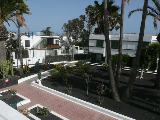 Arena Dorada Apartments : clean and well maintained
