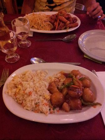Far East: heerlijk gegeten!