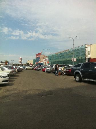 Krasnaya Ploshhad Shopping Mall