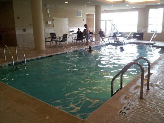 Hyatt House Philadelphia/King of Prussia: the pool