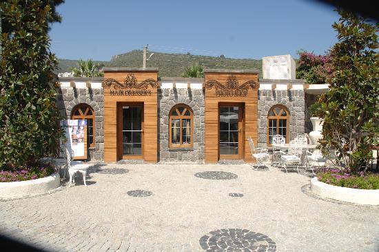 Voyage Torba: Hotelgelände