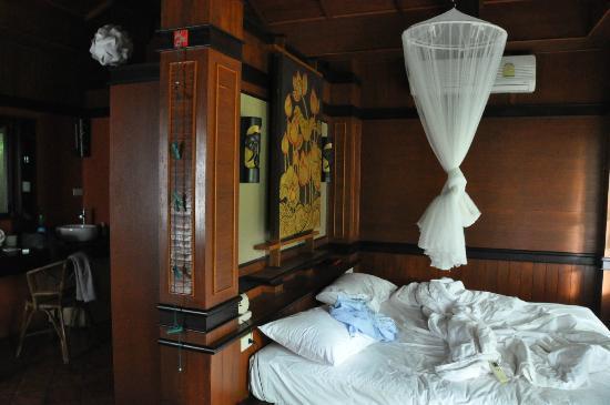 Baan Laanta Resort & Spa: Chambre