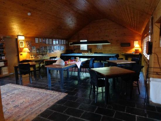 Crackenback Farm Restaurant & Guesthouse: Dining