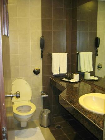 Hotel Southern Star: The Bathroom