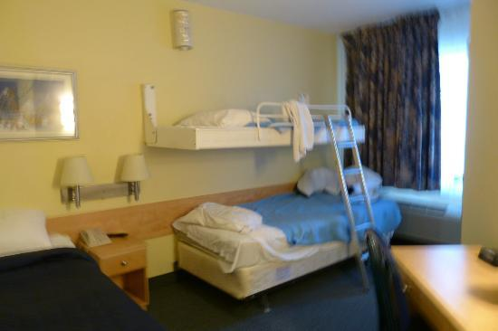 Travelodge Montreal Centre: Chambre 101