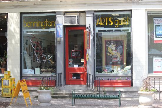 Bennington Arts Guild Gallery: Bennington Arts Guild