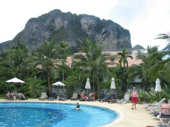 Aonang Villa Resort: Bilder på poolområdet
