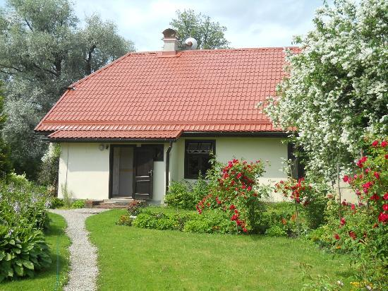 Sunny Hill Bed & Breakfast: Sauleskalni, Kuldiga, LATVIA
