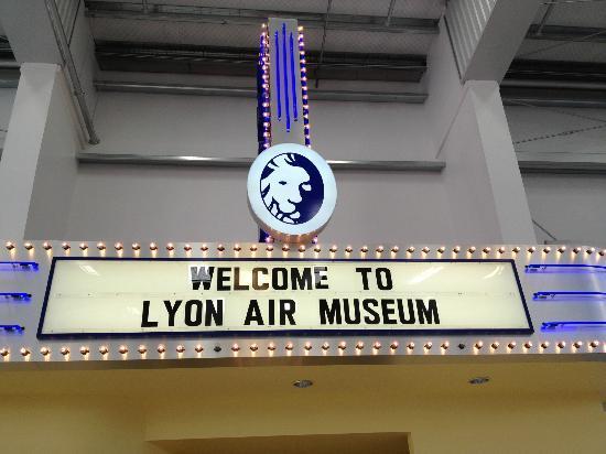 写真Lyon Air Museum枚