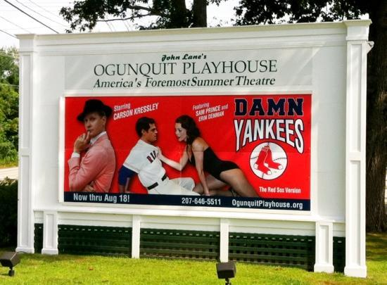 Ogunquit, ME: Great theater productions!